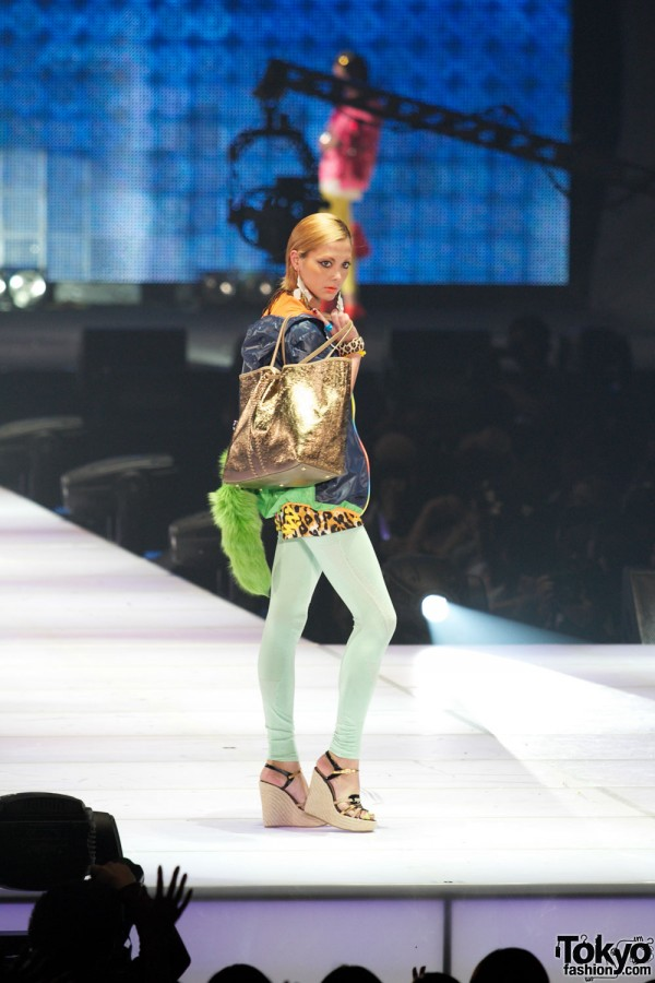 Marc Jacobs at Tokyo Girls Collection