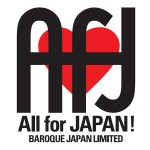 All For Japan - Baroque Limited