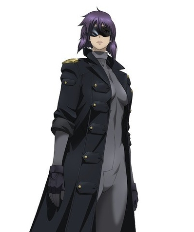 Ghost in The Shell Trench Coat