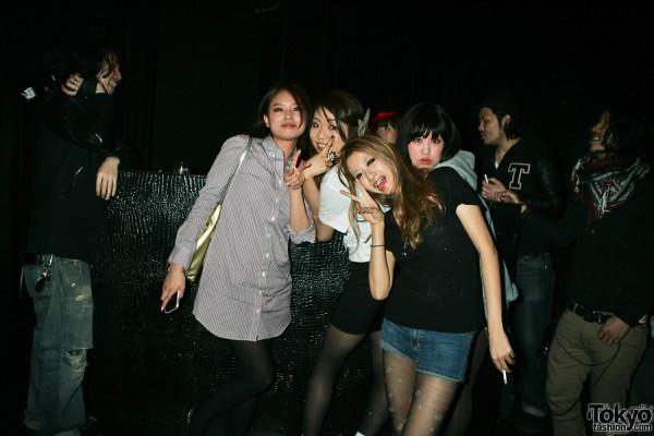 Tokyo Fashion Party Week