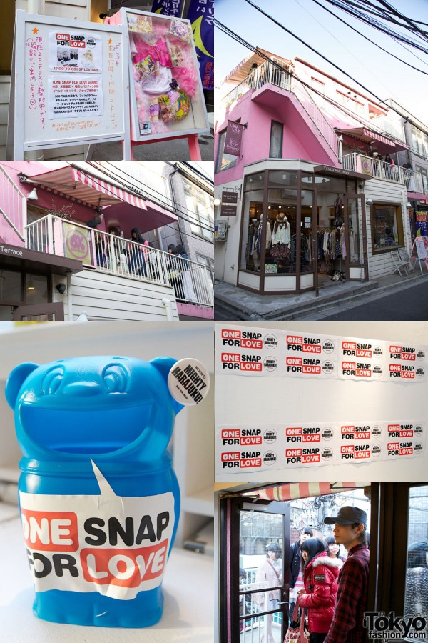One Snap For Love Harajuku