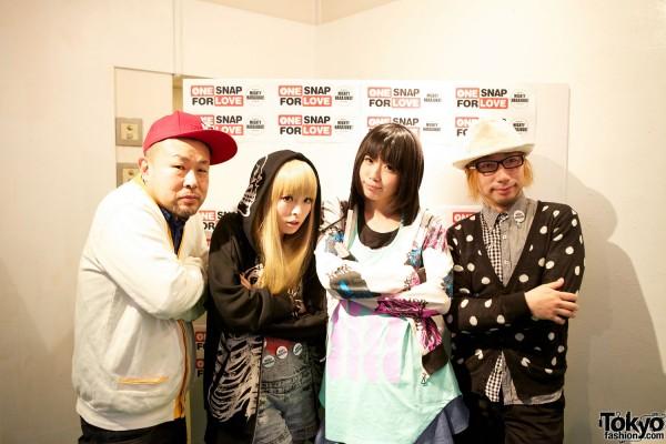 One Snap For Love Harajuku