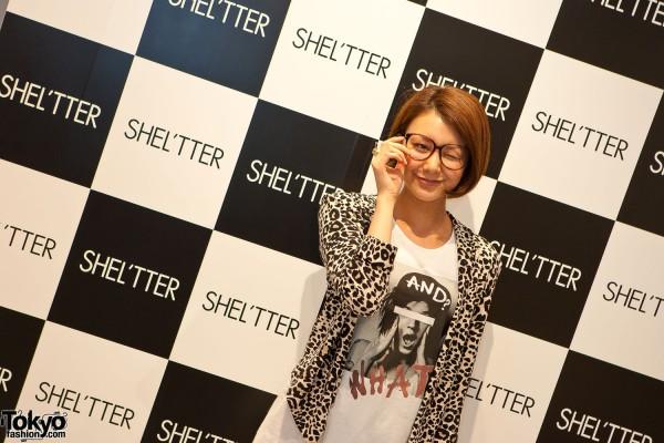 Sheltter Shibuya
