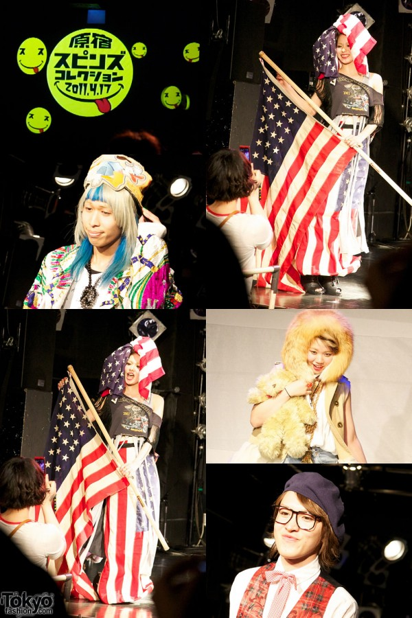 Spinns Harajuku Fashion Show Pictures – Spring 2011