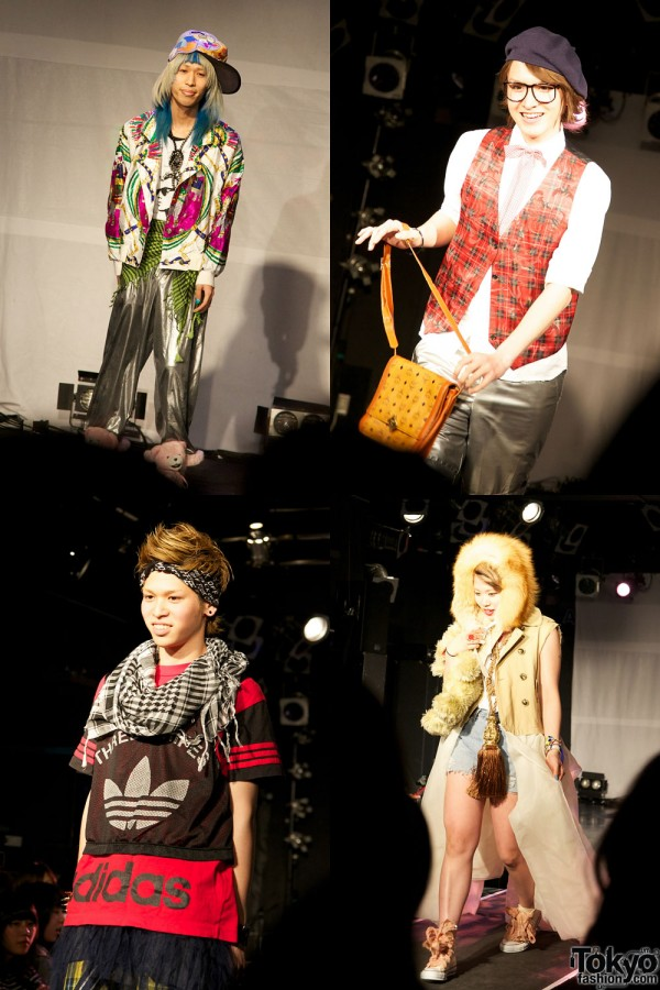 Spinns Harajuku Fashion Show