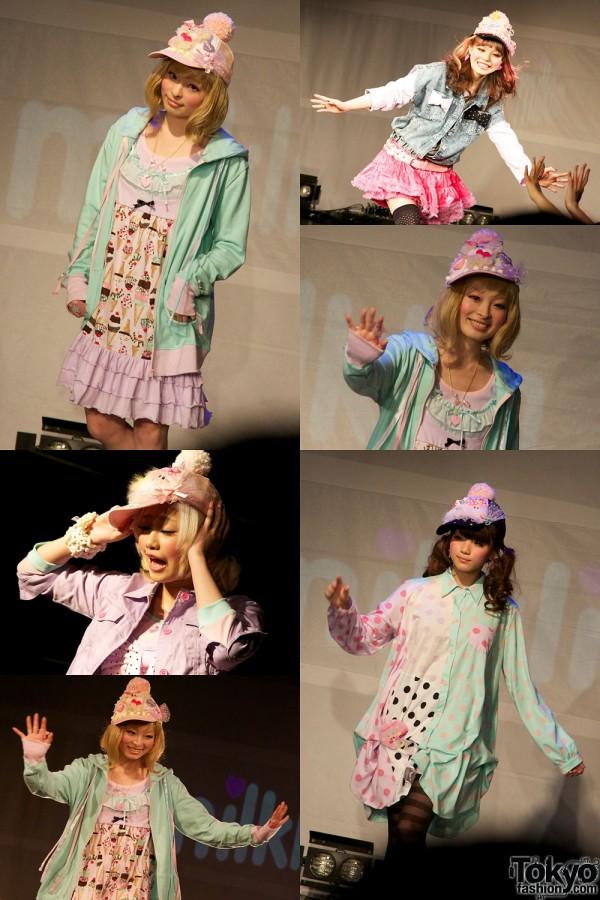 Spinns Harajuku Fashion Show