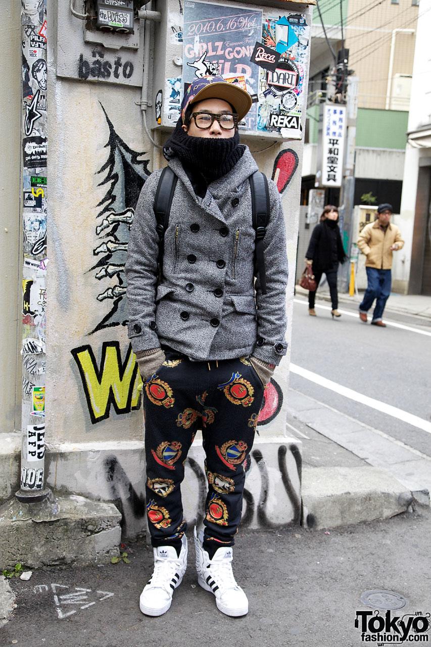 Joyrich Furry Backpack   Adidas Jeremy Scott Wings ce751495e64c