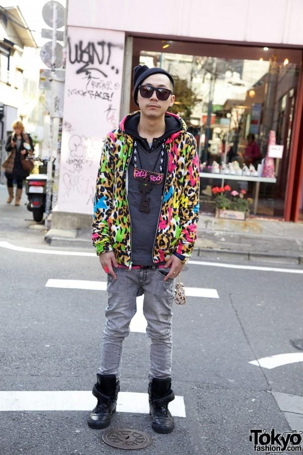 Japanese MC in JOYRICH, ANAP & Top Shop