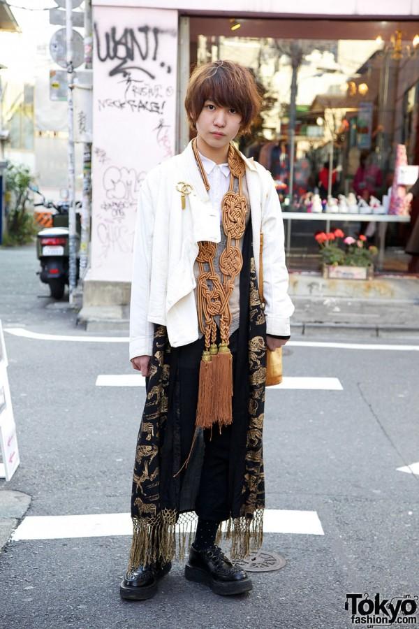 Clothing from Tarock Harajuku, Haight & Ashbury