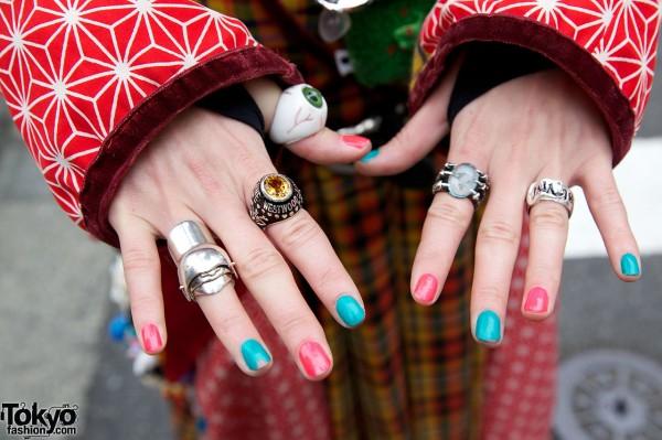 Vivienne Westwood Rings