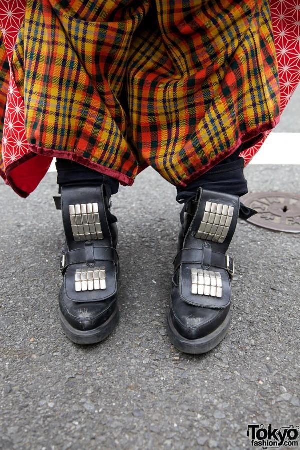 Yohji Yamamoto Shoes