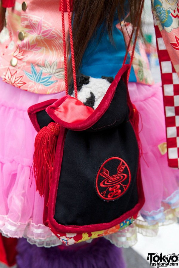 Takuya Angel Handbag