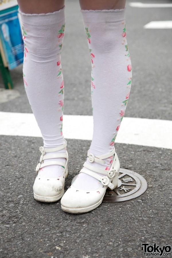 Heels Bought in Harajuku