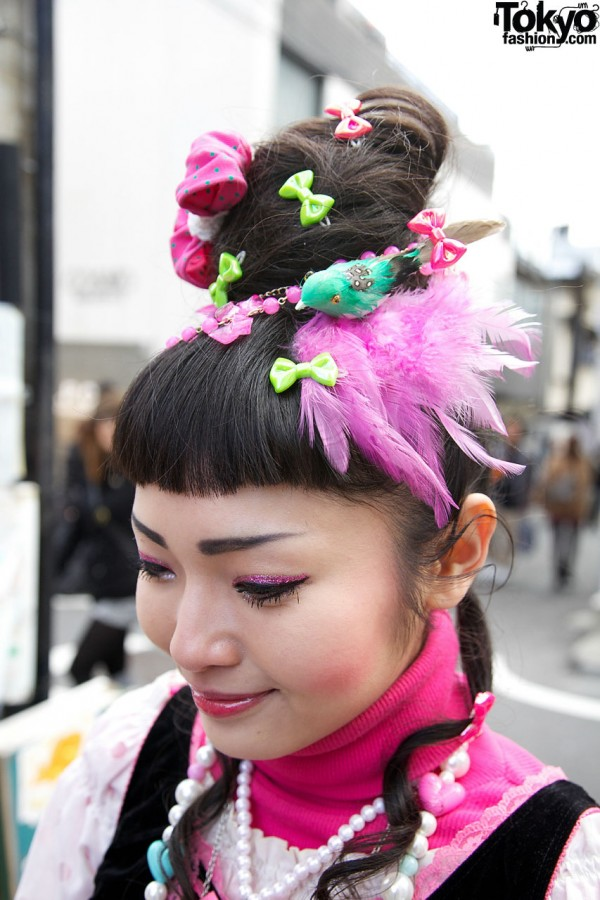 6%DOKIDOKI Hair Accessories
