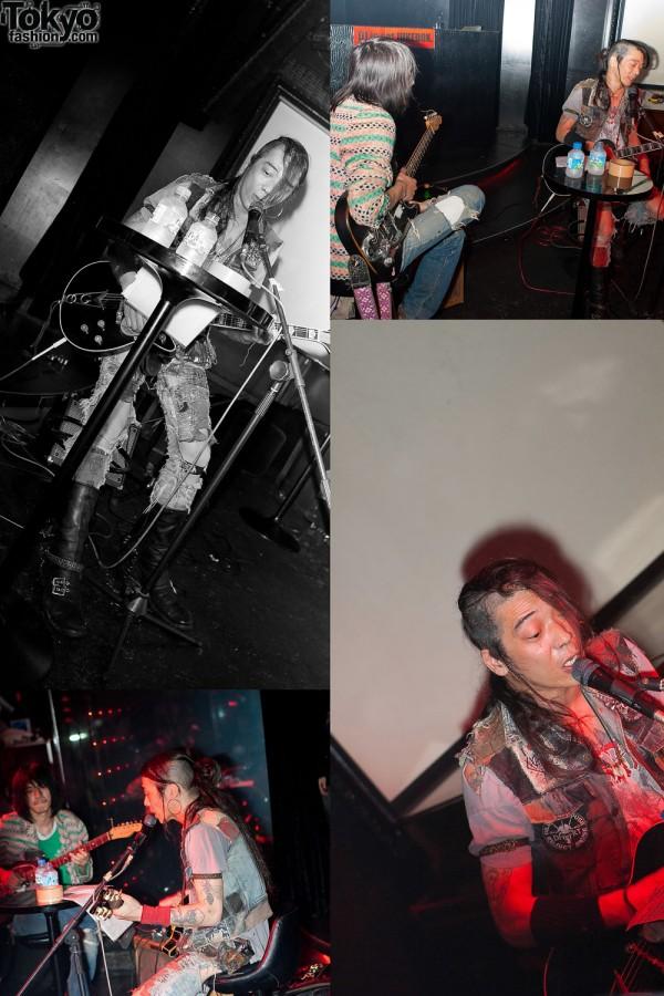 Tokyo Dolls x Tokyo Fashion Party