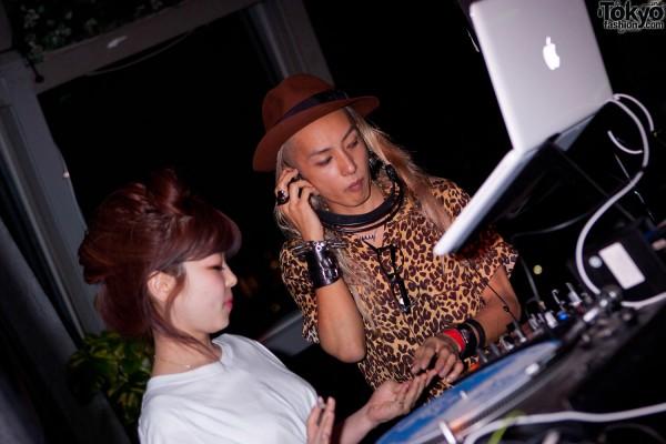 Fake Tokyo Fashion Party