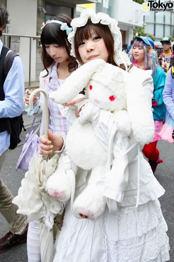 Harajuku Fashion Walk