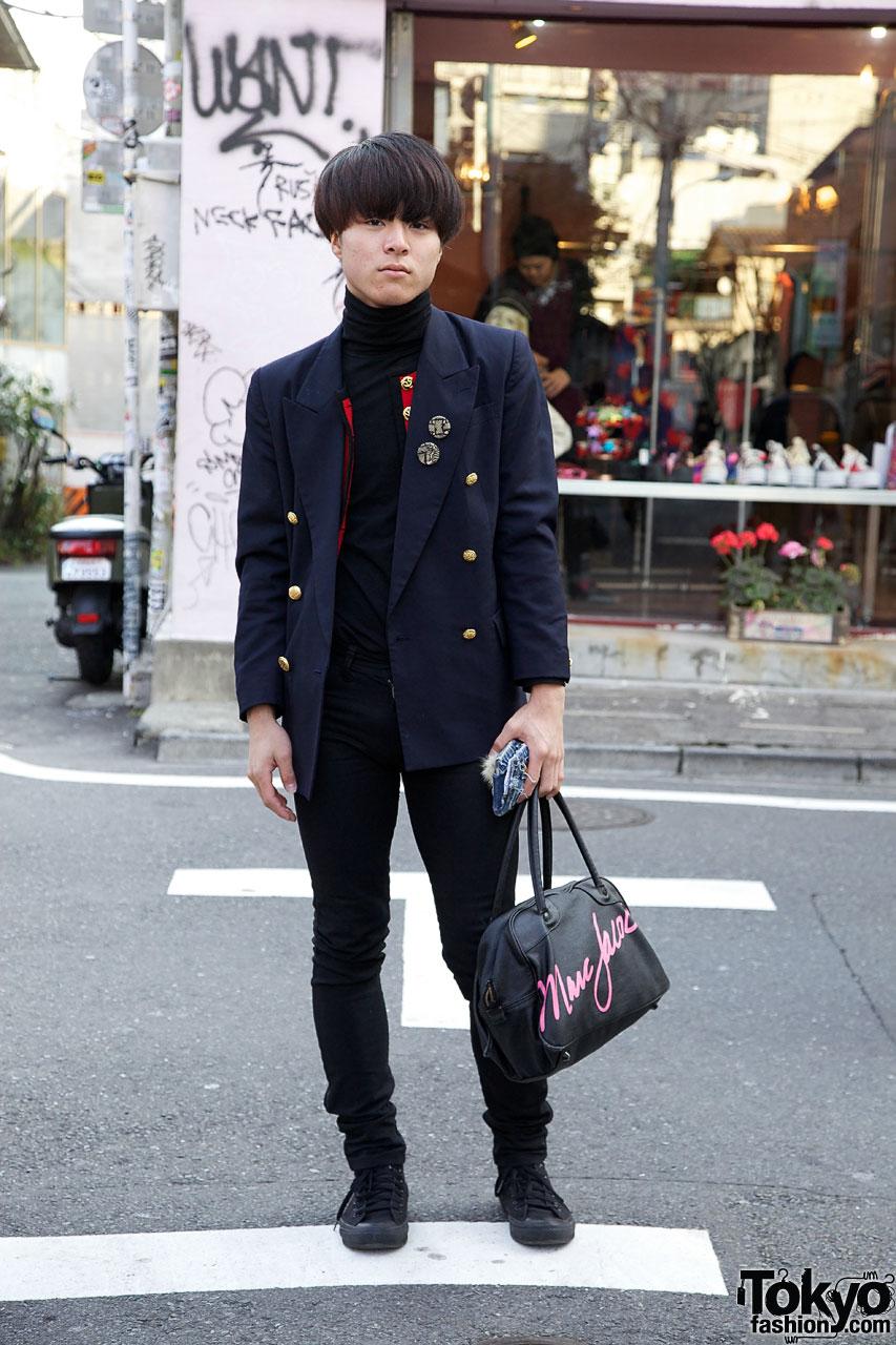 Marc Jacobs, Yves Saint Laurent & Dior Homme