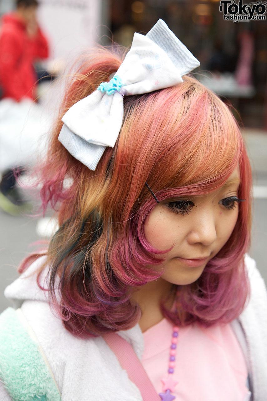 6dokidoki bows barbie purse amp purple tights
