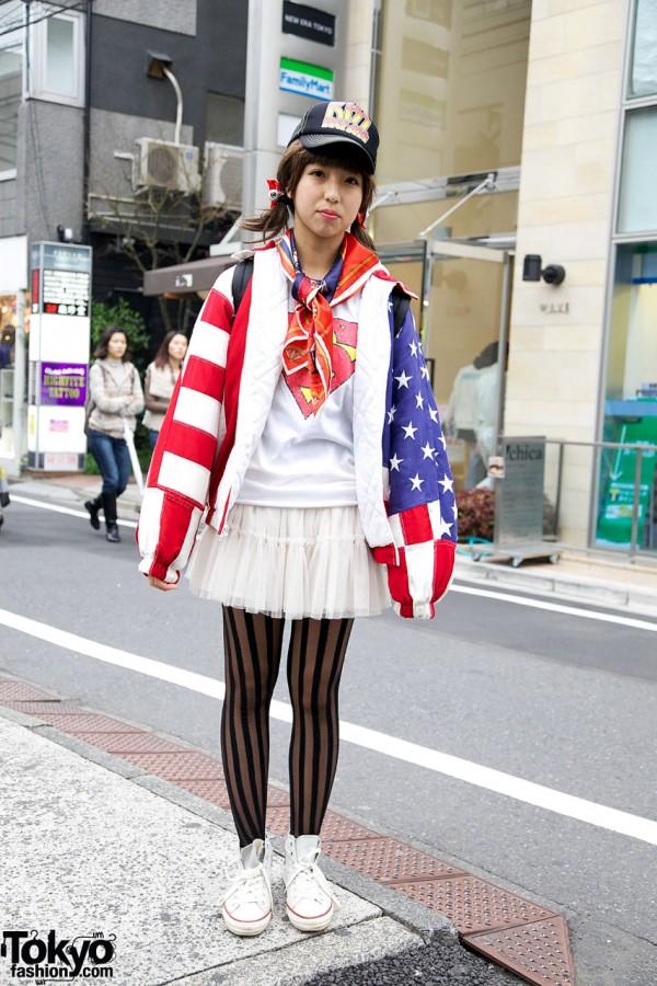 Harajuku Resale Street Fashion