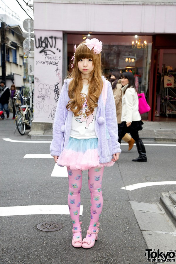 ManiaQ tutu & Nile Perch tights
