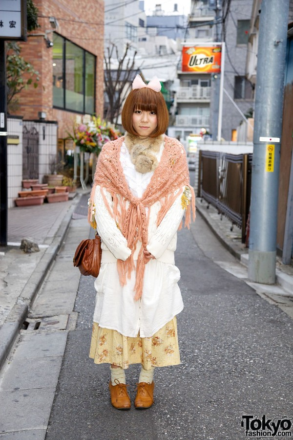 Kinji, Spinns & Flea Market Fashion