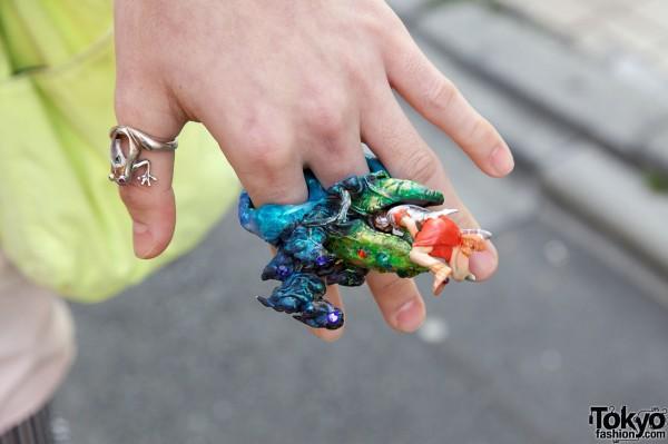 Creative rings form Zaorick