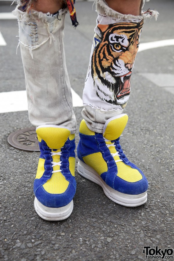 Banal Chic Bizarre Sneakers