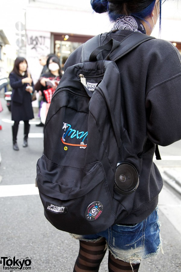 MXMXM Backpack