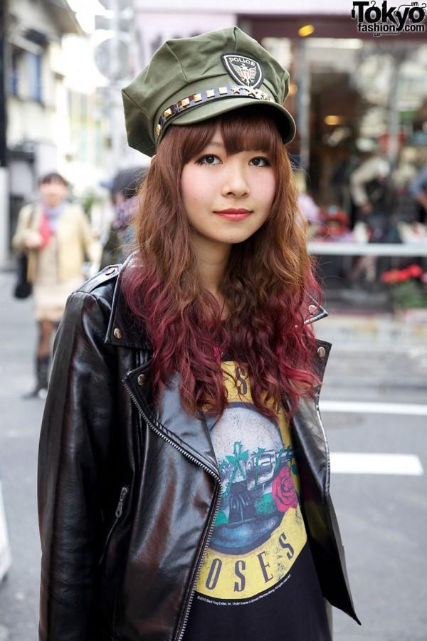Guns n Roses H&M T-Shirt Dress
