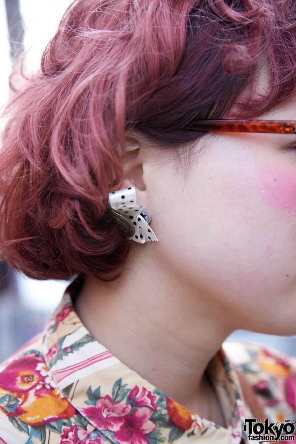 Macaroni Marico Earring