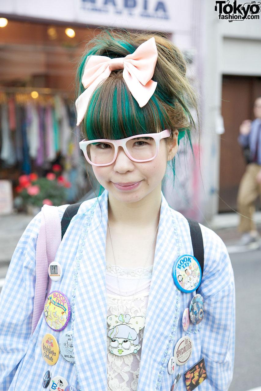 5d7b841e1829 Tavuchi SPANK!   Her Tavuchi Necklace in Harajuku