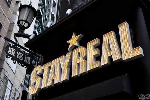 Stay Real Harajuku