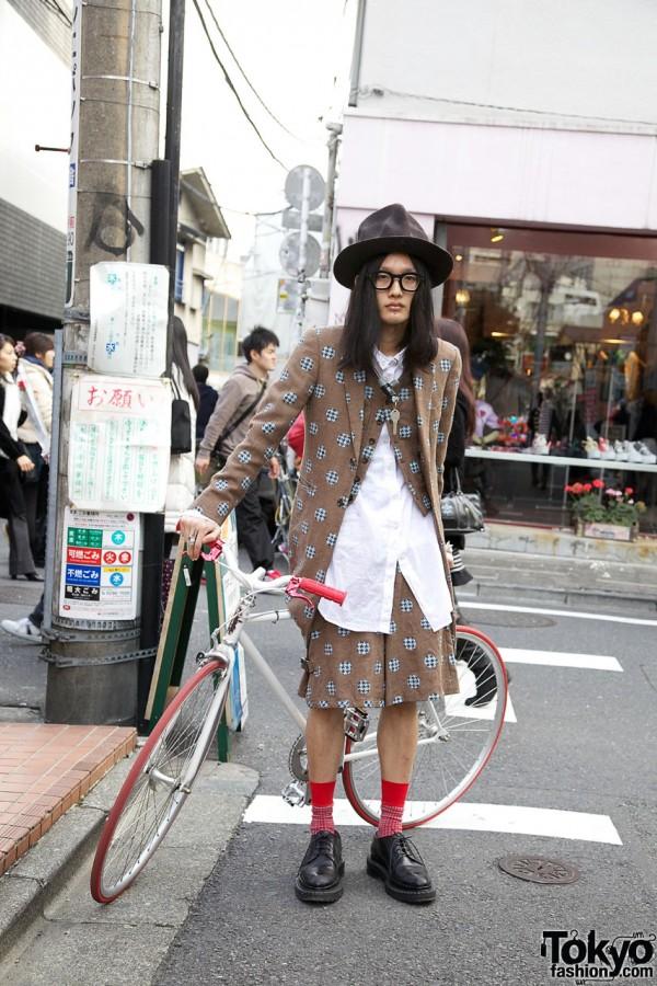 YOSHiKO CREATiON PARiS x Comme des Garcons Biker