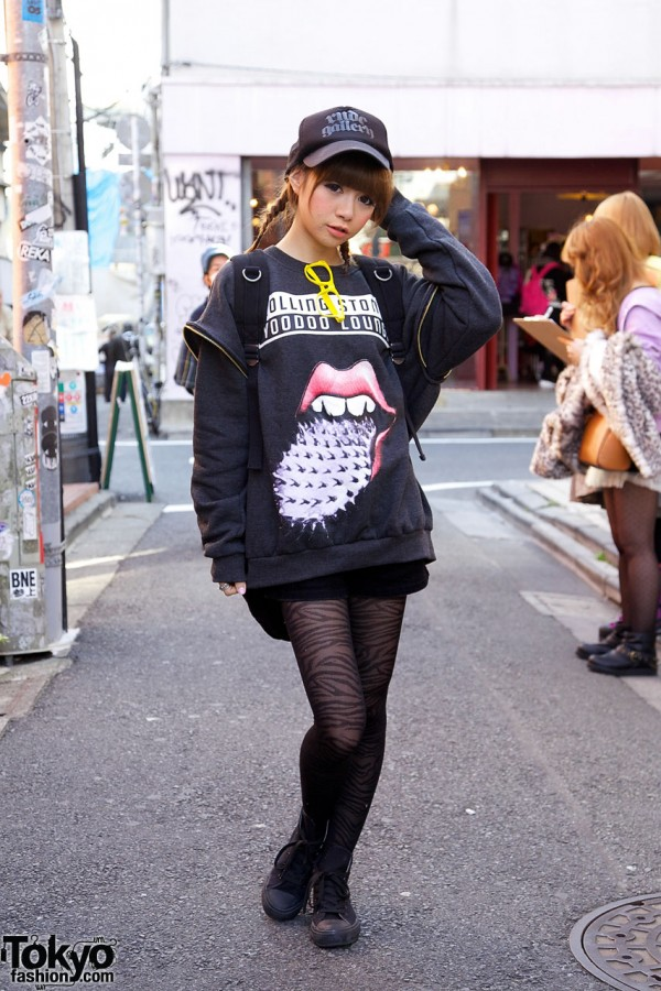 Aya Hasegawa, Pop Sister & S Cawaii Fashion Model