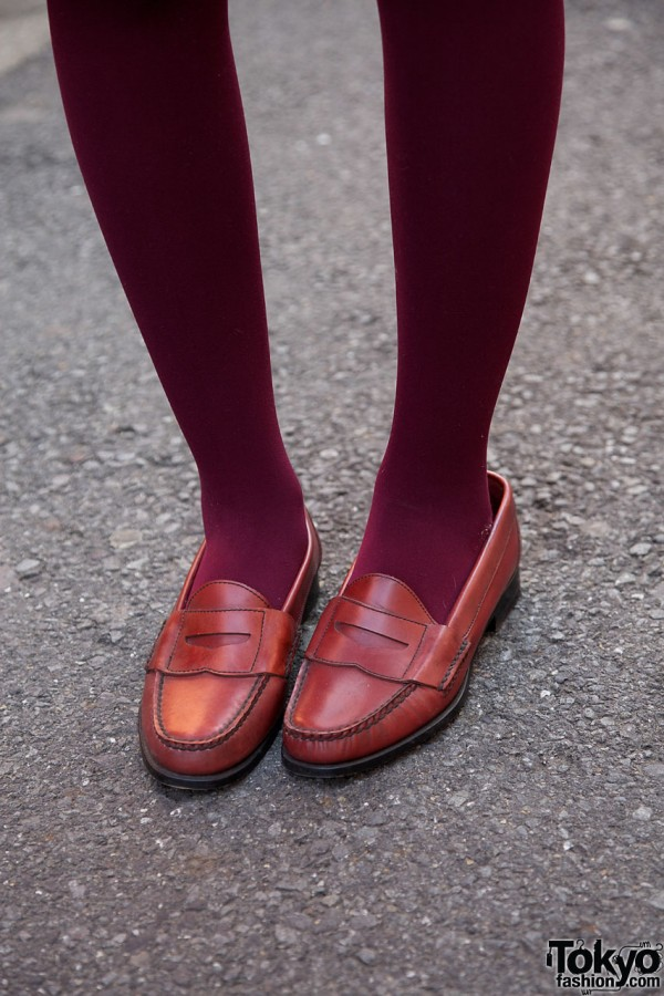 Vintage Penny Loafers