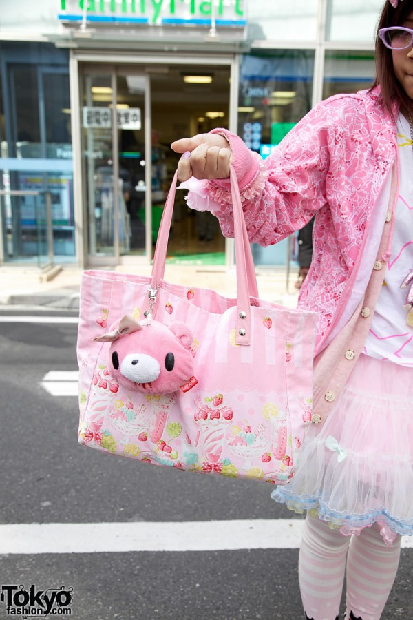 BodyLine Bag & Gloomy Bear