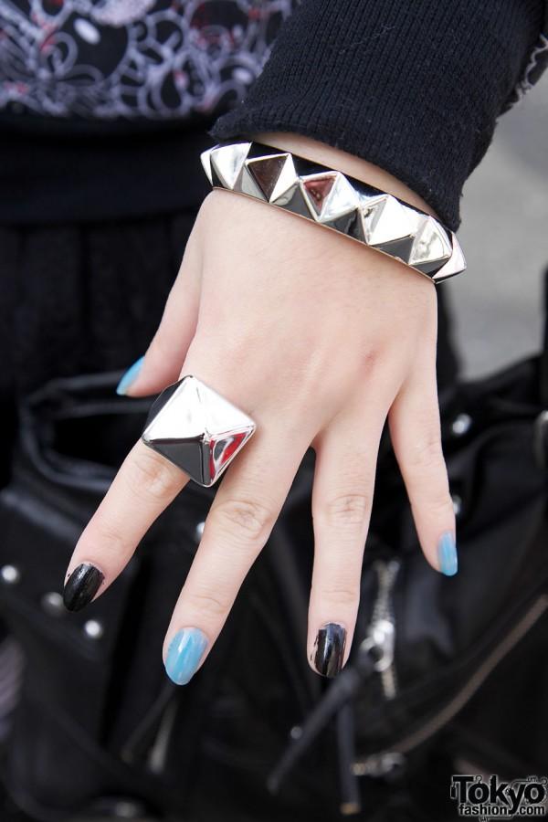 Monomania ring & bracelet