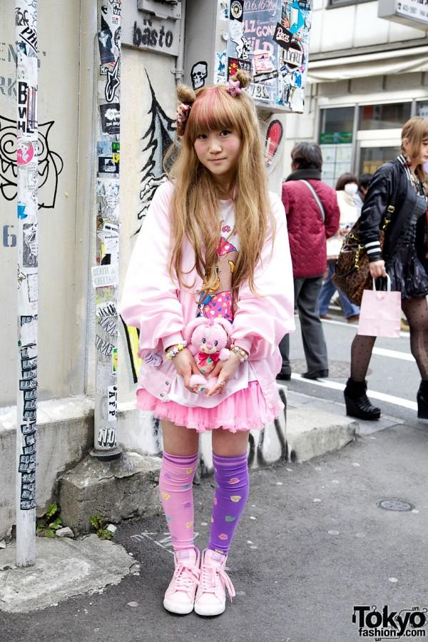 Pink & Purple Harajuku Style w/ Milklim & ManiaQ