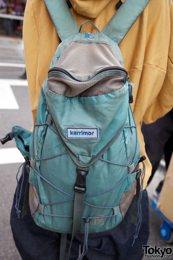 Karrimor backpack from Karima