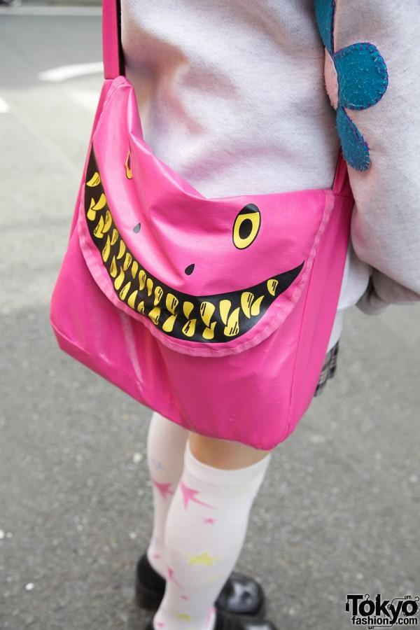 Zak Zak Monster Bag