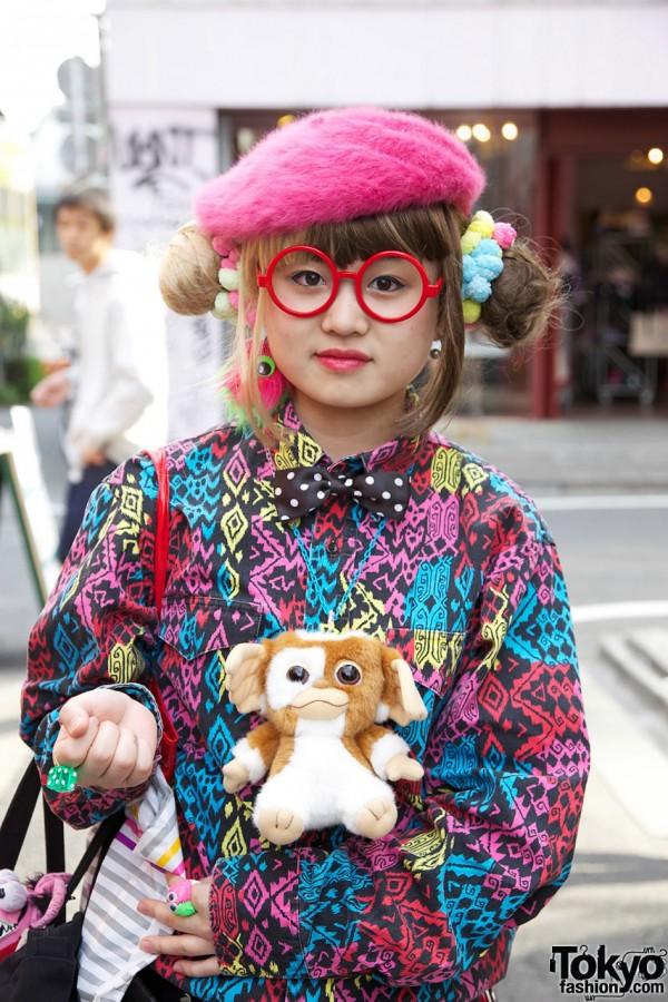 Harajuku Style & Gremlin