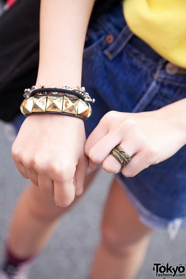 Studded G2? Harajuku Bracelet