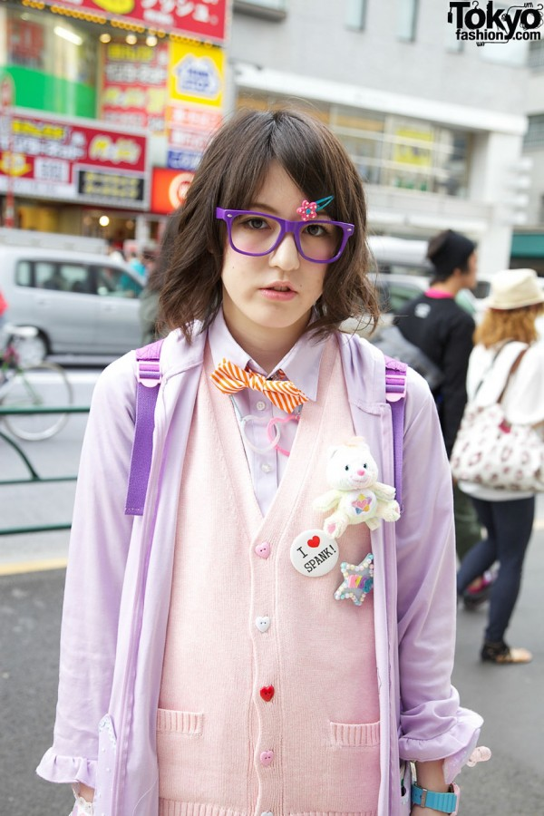 School Uniform From Conomi Harajuku