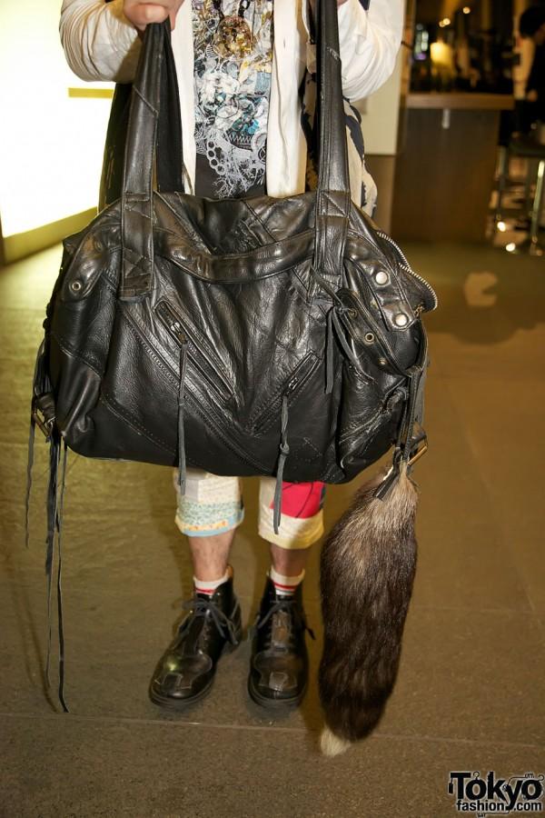 Vinti Andrews Leather Bag