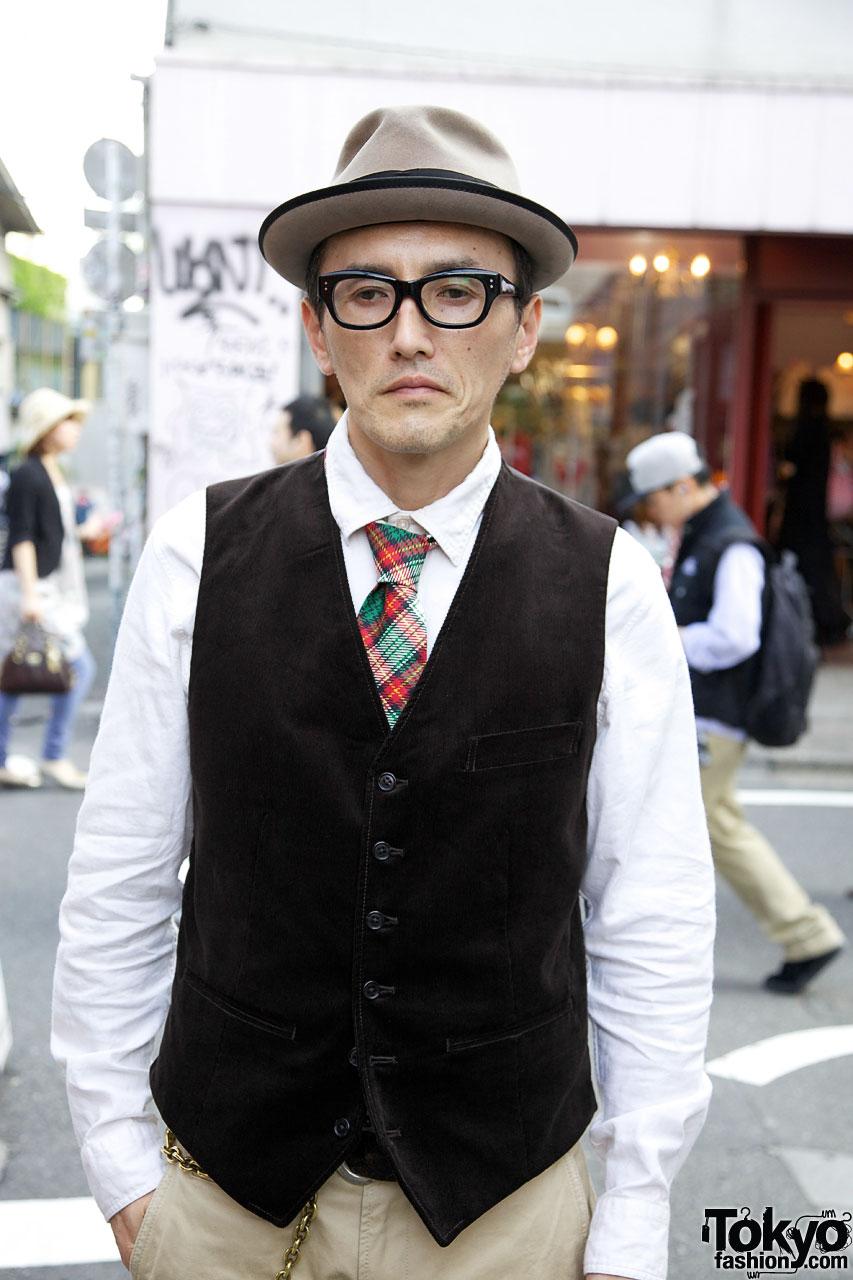 Stylish Japanese Mens Fashion Tokyo Fashion News