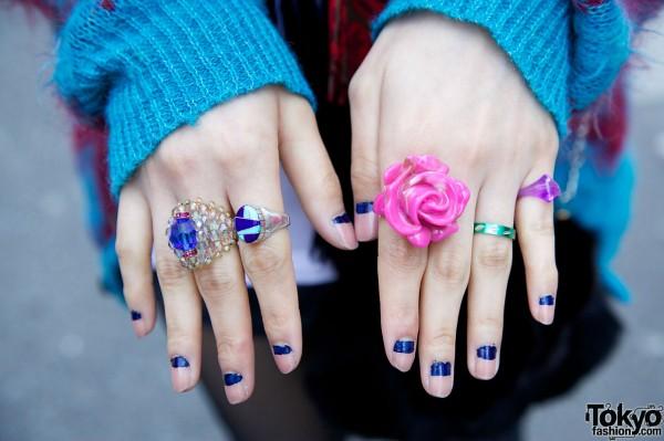 Bague A Part & Vintage Rings