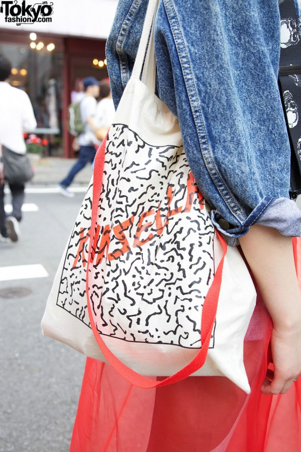 Kinsella Bag in Harajuku