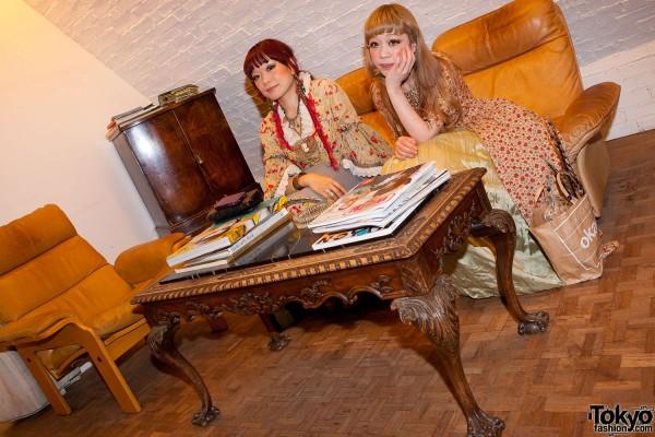 Hitomi & Kaori from Grimoire