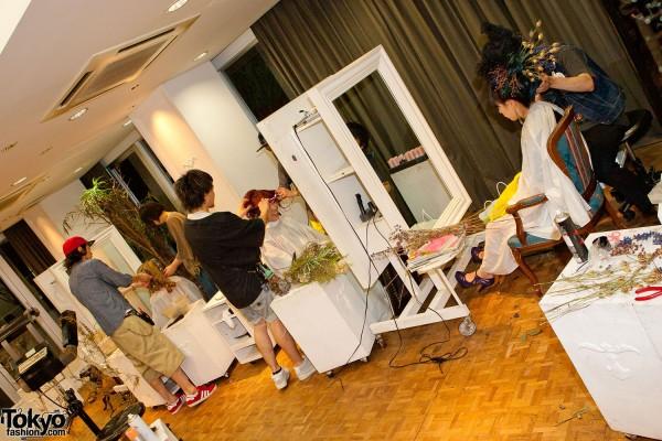 Bloc de Gemmes hair salon Shibuya